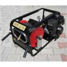 Vysokotlakové hasiace zariadenie VHZ-RAPID II 23/50 elektrický + ručný štart