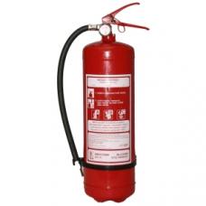 Prenosný práškový hasiaci prístroj pod stálym tlakom 6 kg