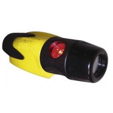 Nabíjacie svietidlo LED atex ADALIT L-10 s integrovaným držiakom pre prilbu Gallet