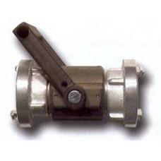 Prenosný guľový ventil C-C s preklopnou pákou Hose shutoff valve C 52